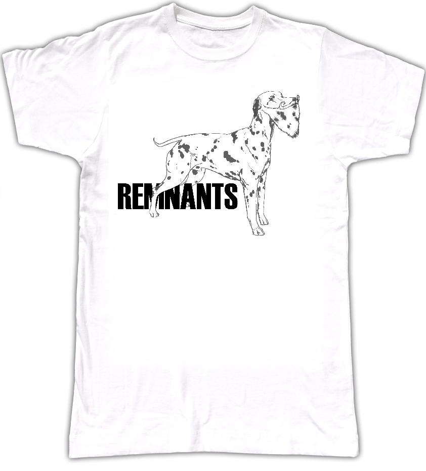 'Remnants' T Shirt