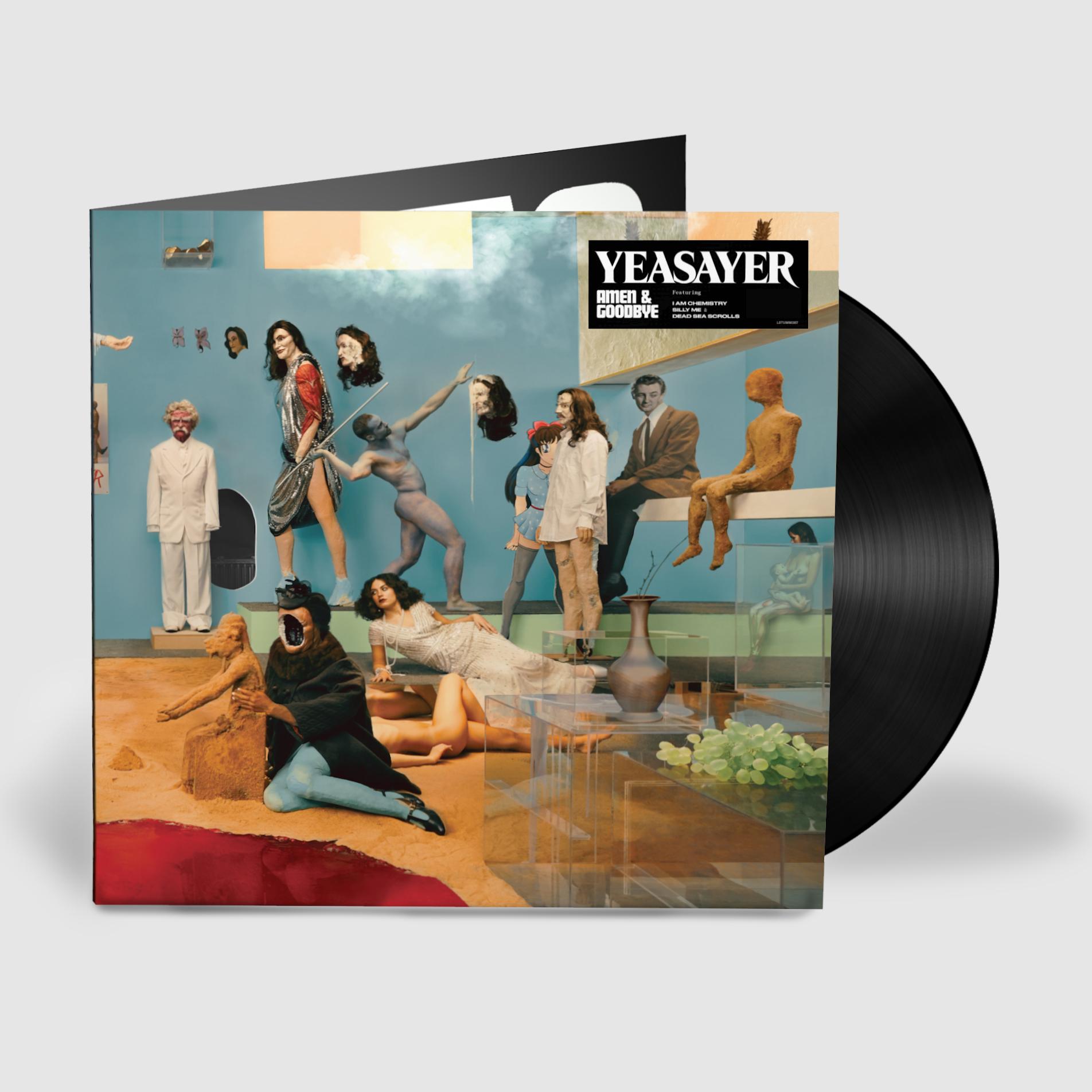 Amen & Goodbye - Standard Vinyl