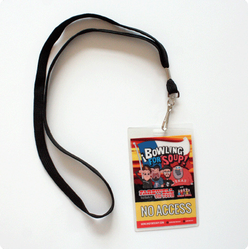 no Access - Lanyard