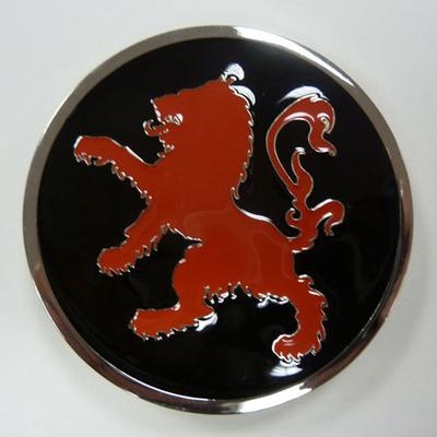Enter Shikari Lion Belt Buckle