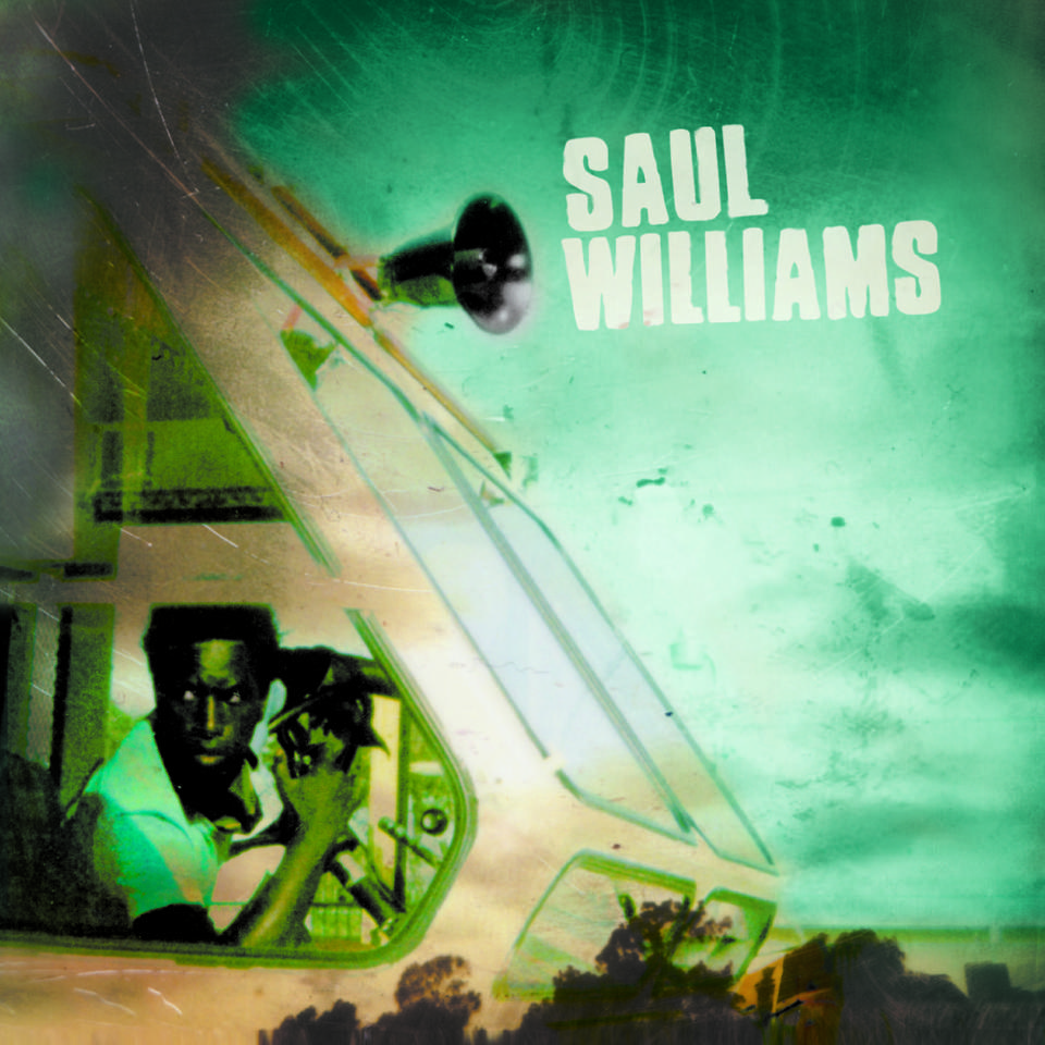 Saul Williams CD