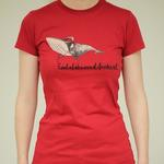 Ladies Whale T-Shirt