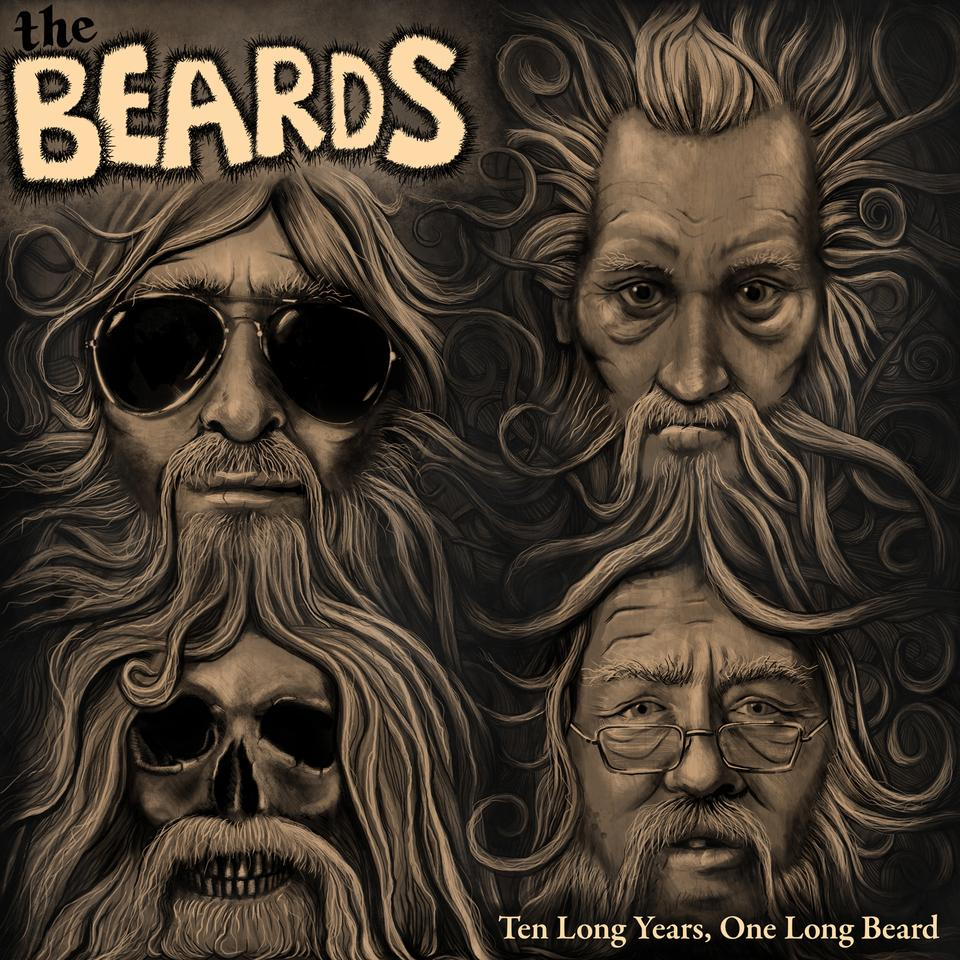 Ten Long Years, One Long Beard - Free Digital Download with Album
