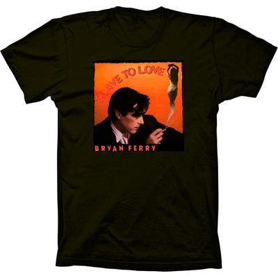 Bryan Ferry 'Slave To Love' T-Shirt