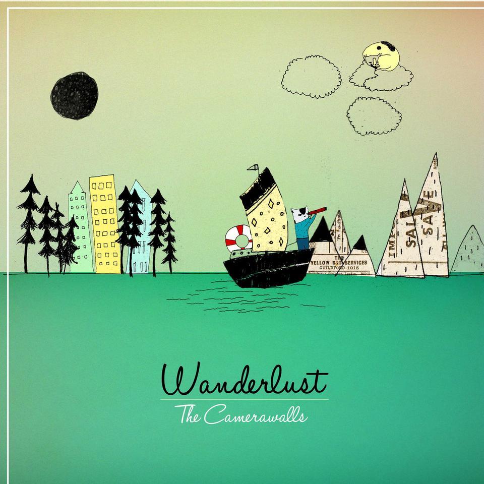 Wanderlust - The Camerawalls (Single)