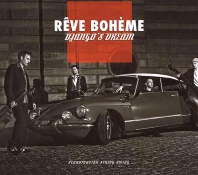 "Jens Fuglsang – Reve Boheme ""Django's Dream"""