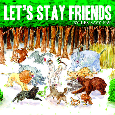Let's Stay Friends (MP3)
