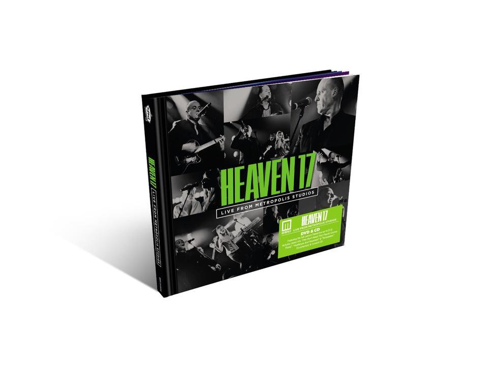Heaven 17 'Live from Metropolis Studios'