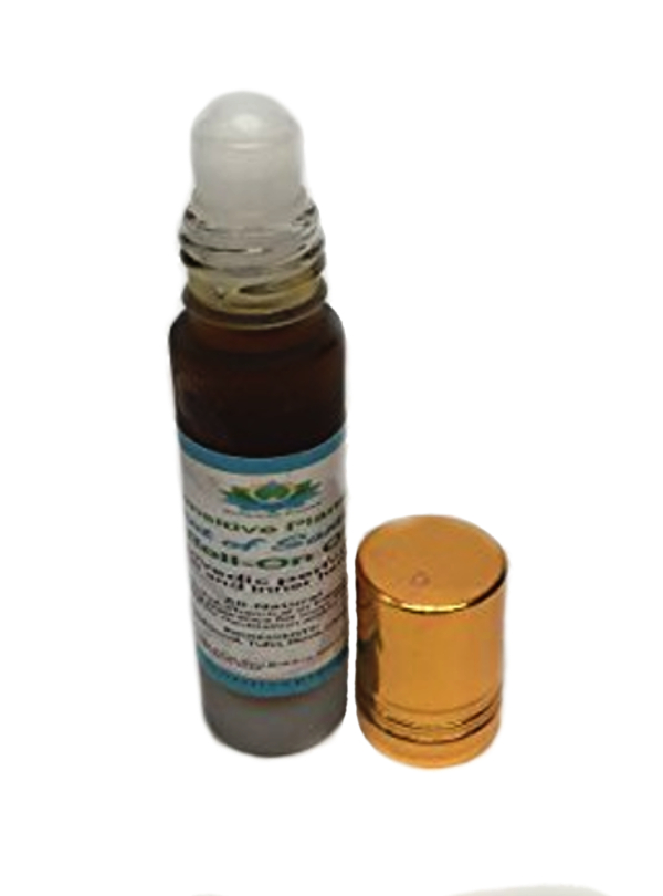 Scent of Samadhi Roll On - New Product