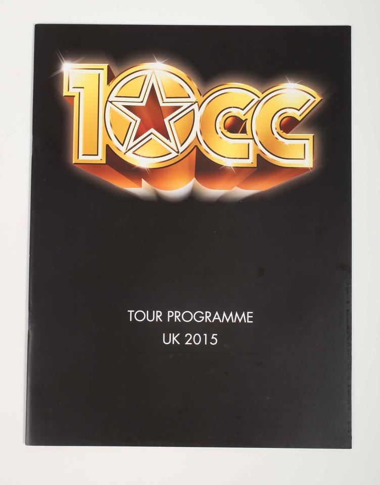 2015 UK Tour Programme