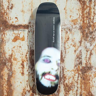 "Mogwai x Focus CODY Skateboard Deck - 9"" Shovel"