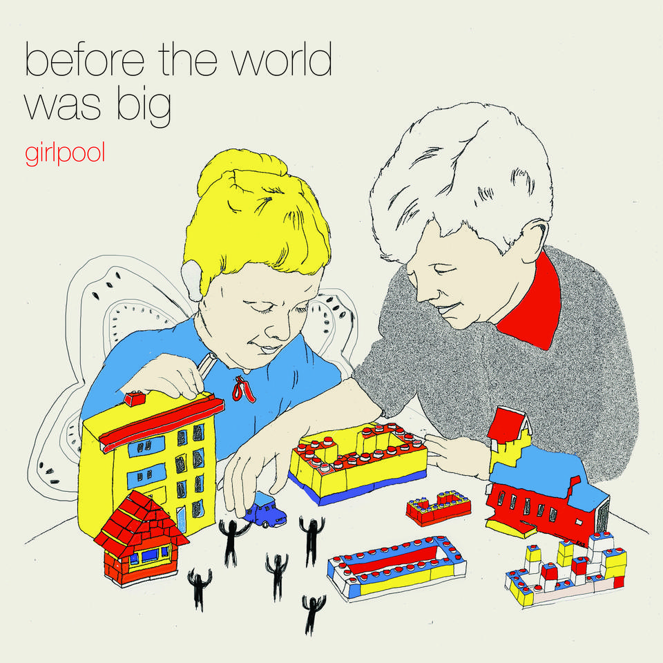 Before The World Was Big LP