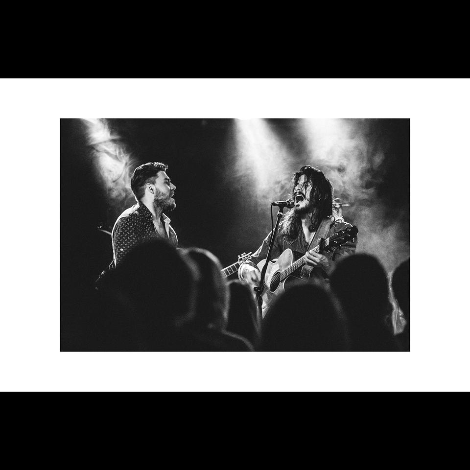 Rich & James Photo Print A3