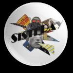 'No Escape' Pin Badge