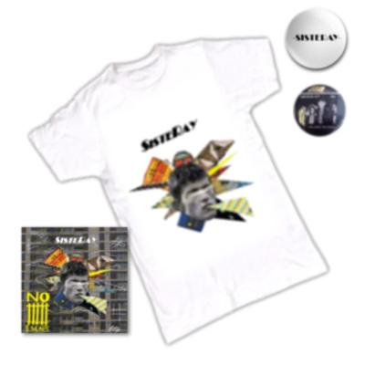"***Limited Edition 'No Escape' 12"" vinyl + T-shirt offer*** Mens"