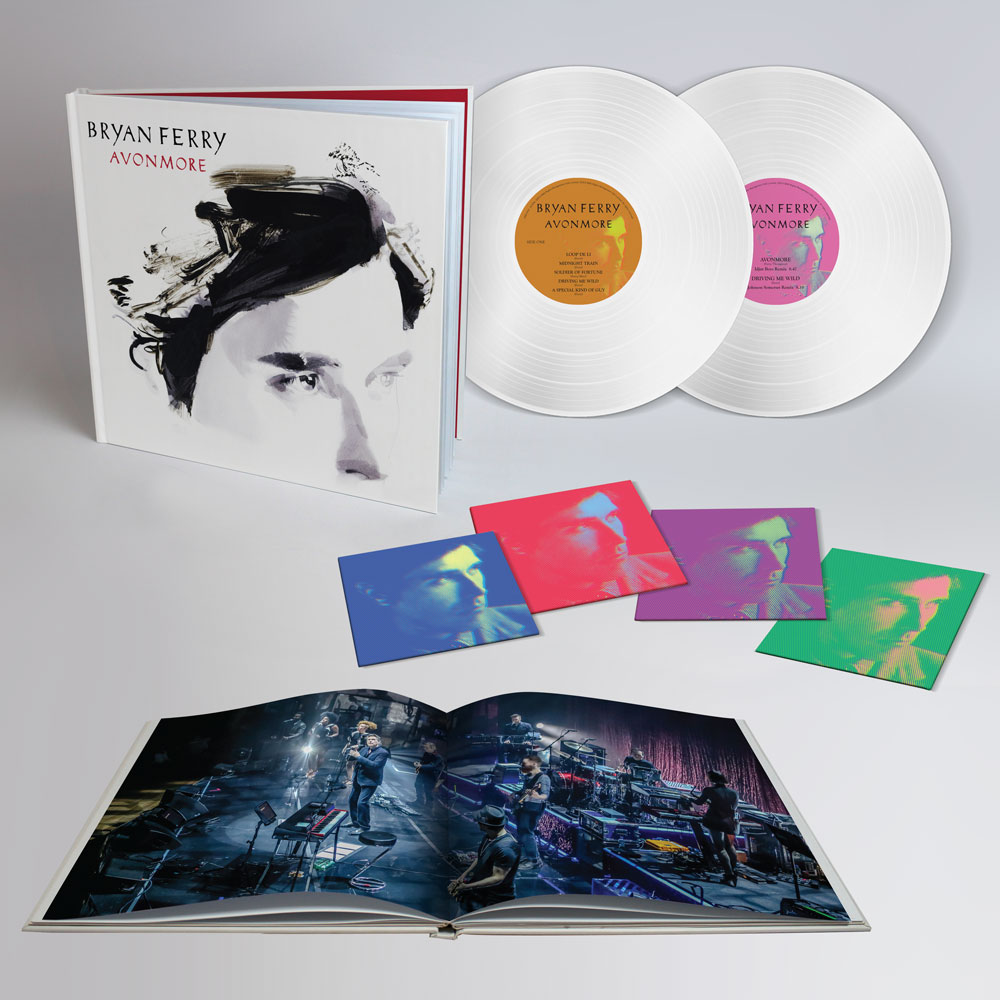 Bryan Ferry 'Avonmore' Special Edition