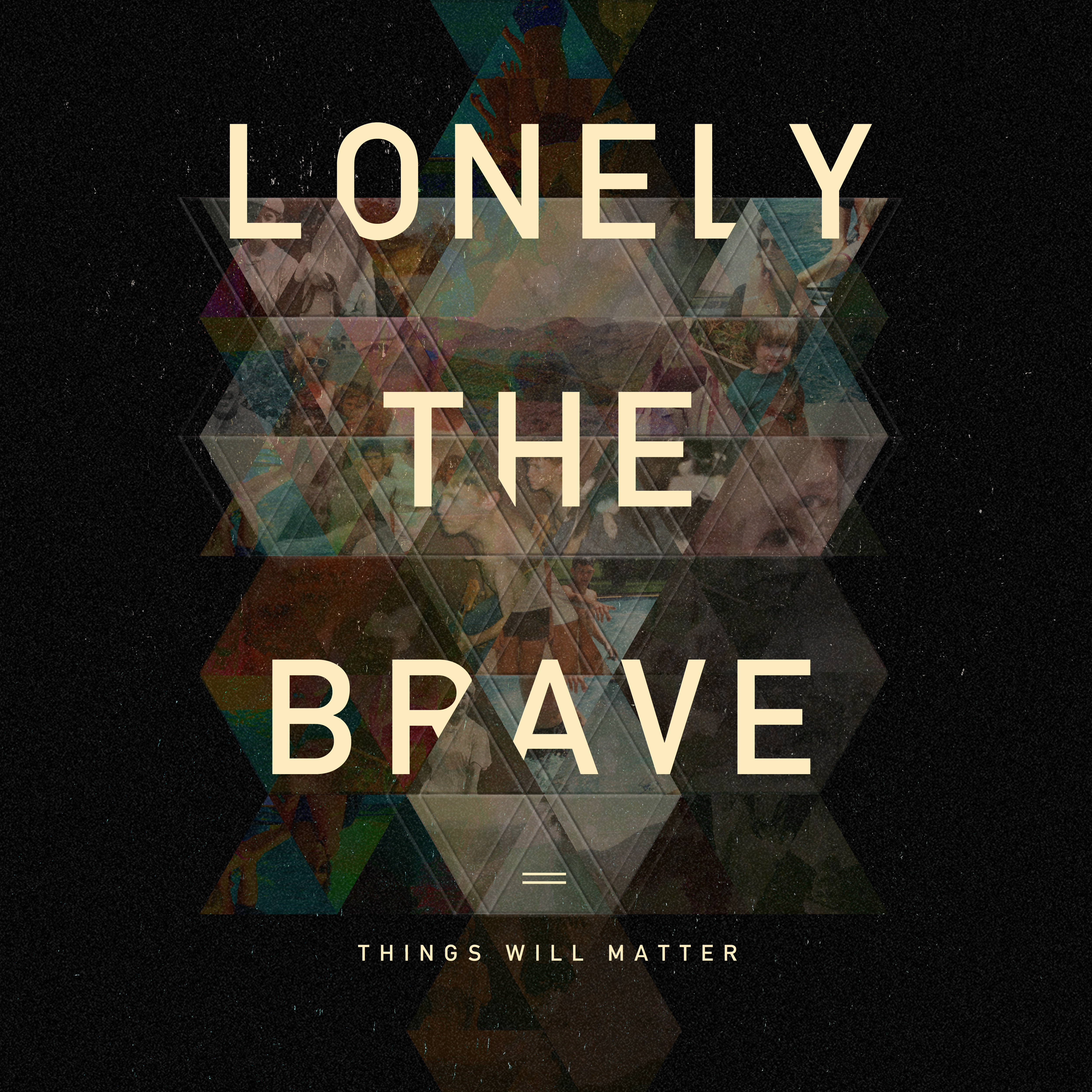 Things Will Matter - LP Album (Limited Edition Colour Vinyl)