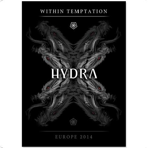 Hydra Tour Collectors Screenprint