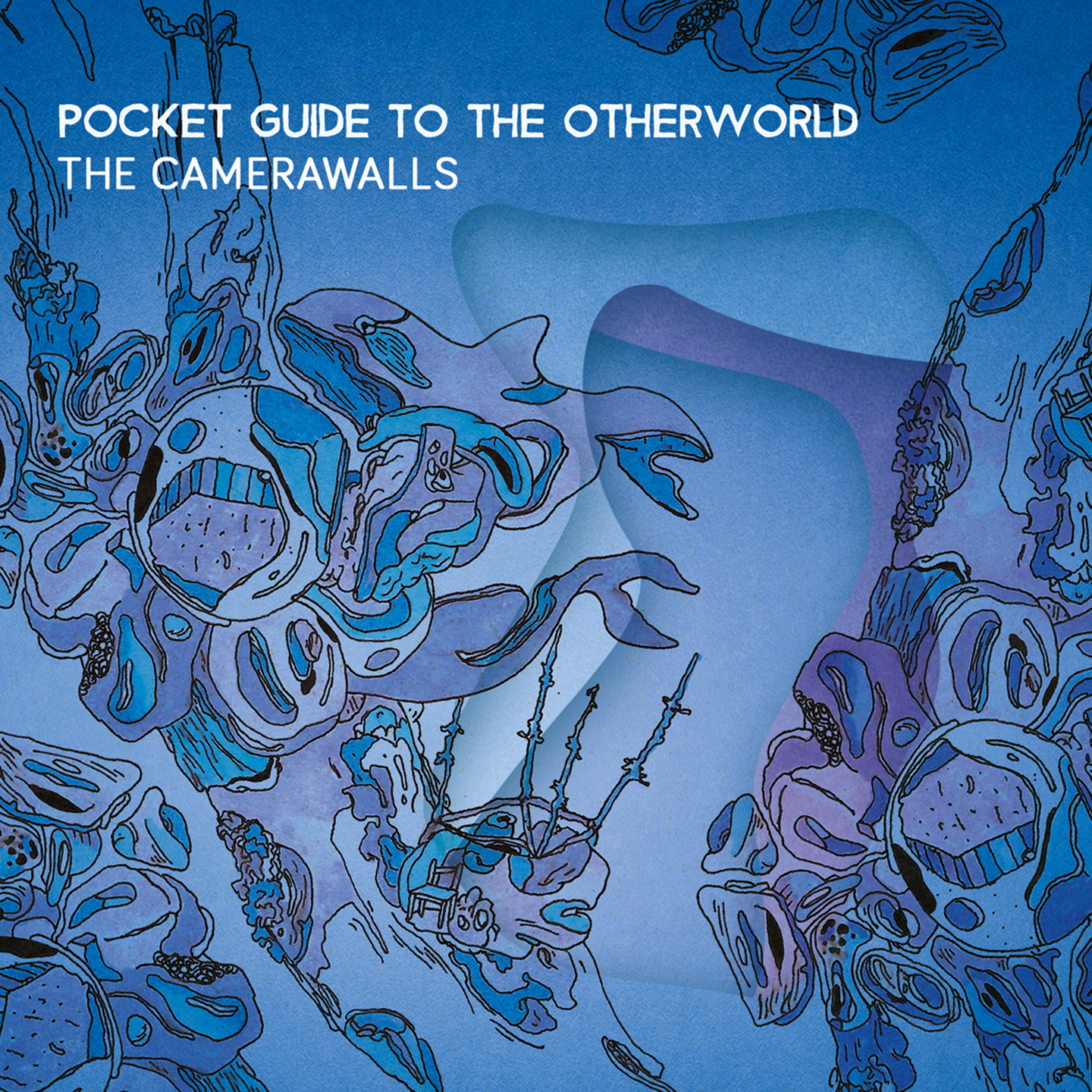 Pocket Guide To The Otherworld - The Camerawalls (2016 Remastered CD Album)
