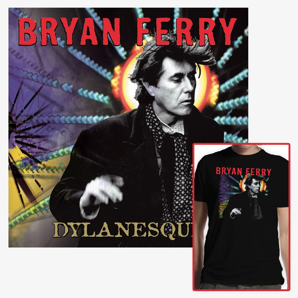 Dylanesque Album + T-Shirt