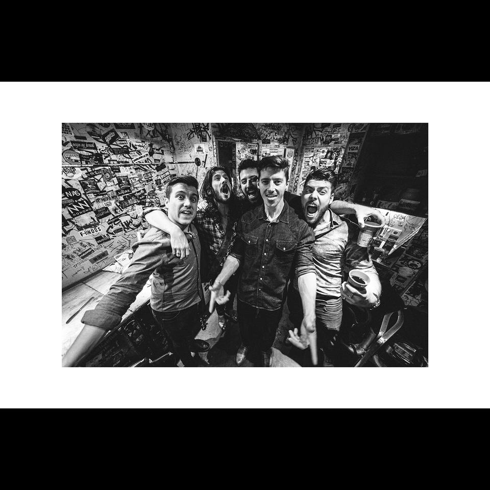 Group Shot Photo Print A3