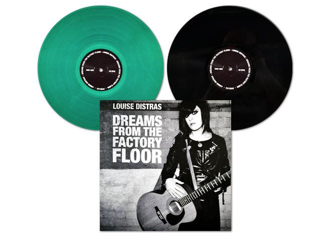 Dreams from the Factory Floor LP
