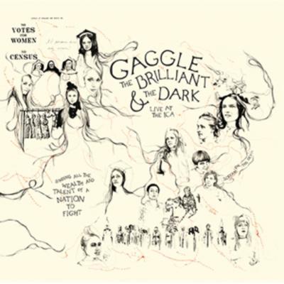 The Brilliant and the Dark - LP