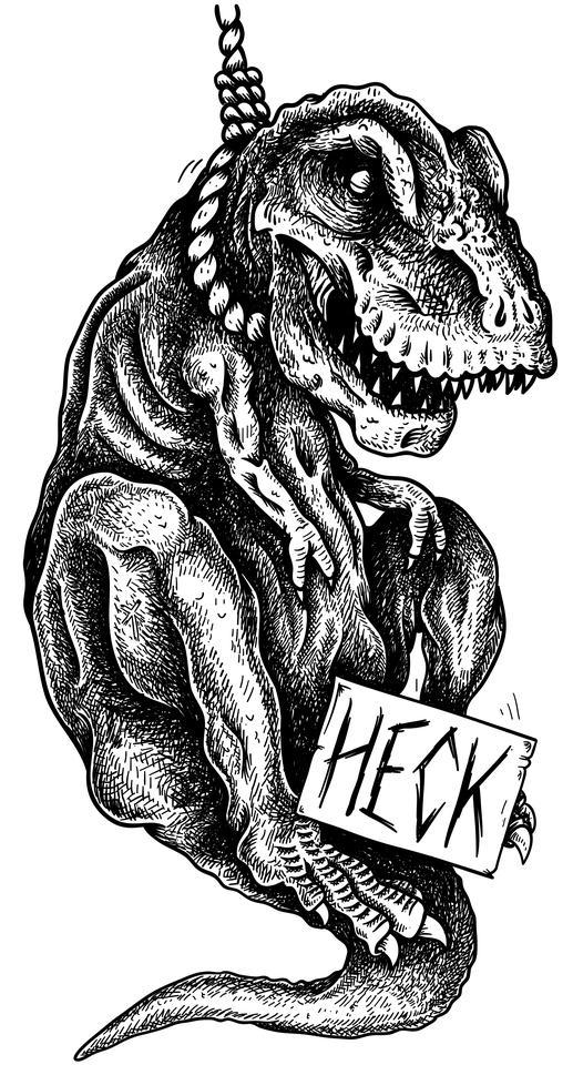 T. HECKS TEE