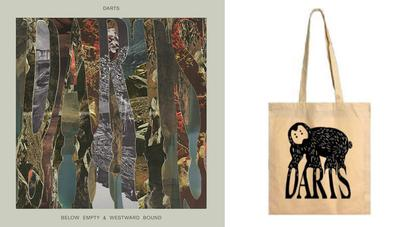 DARTS TOTE BAG & DIGITAL BUNDLE!