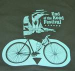 Mens Bird on Bike T-Shirt (2013)