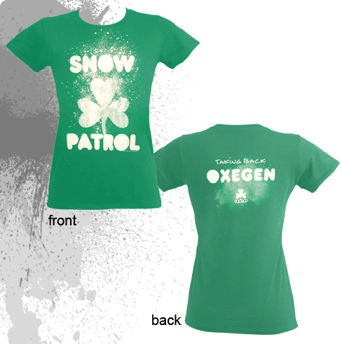 Oxygen (Green) - Tee