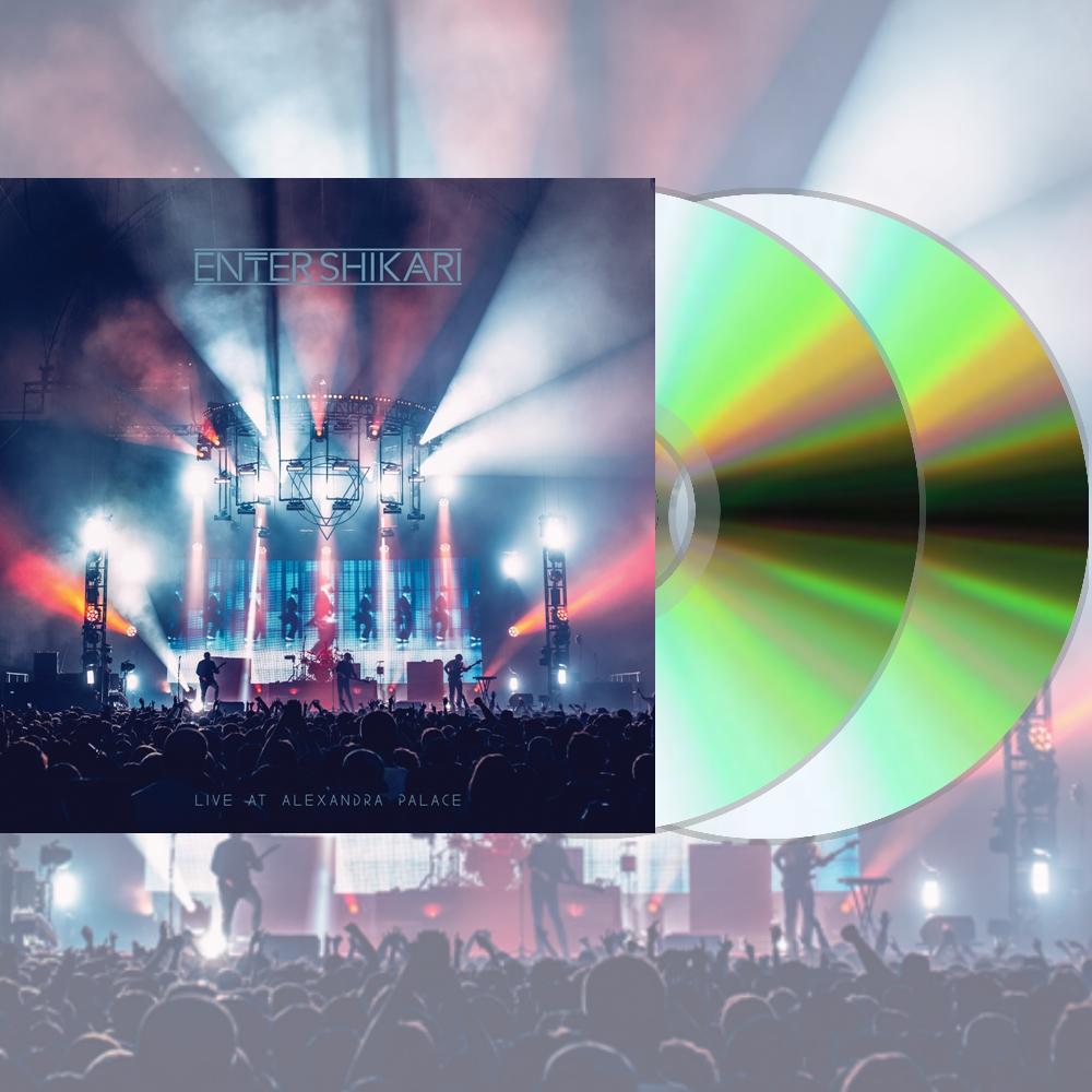 Live At Alexandra Palace 2xCD