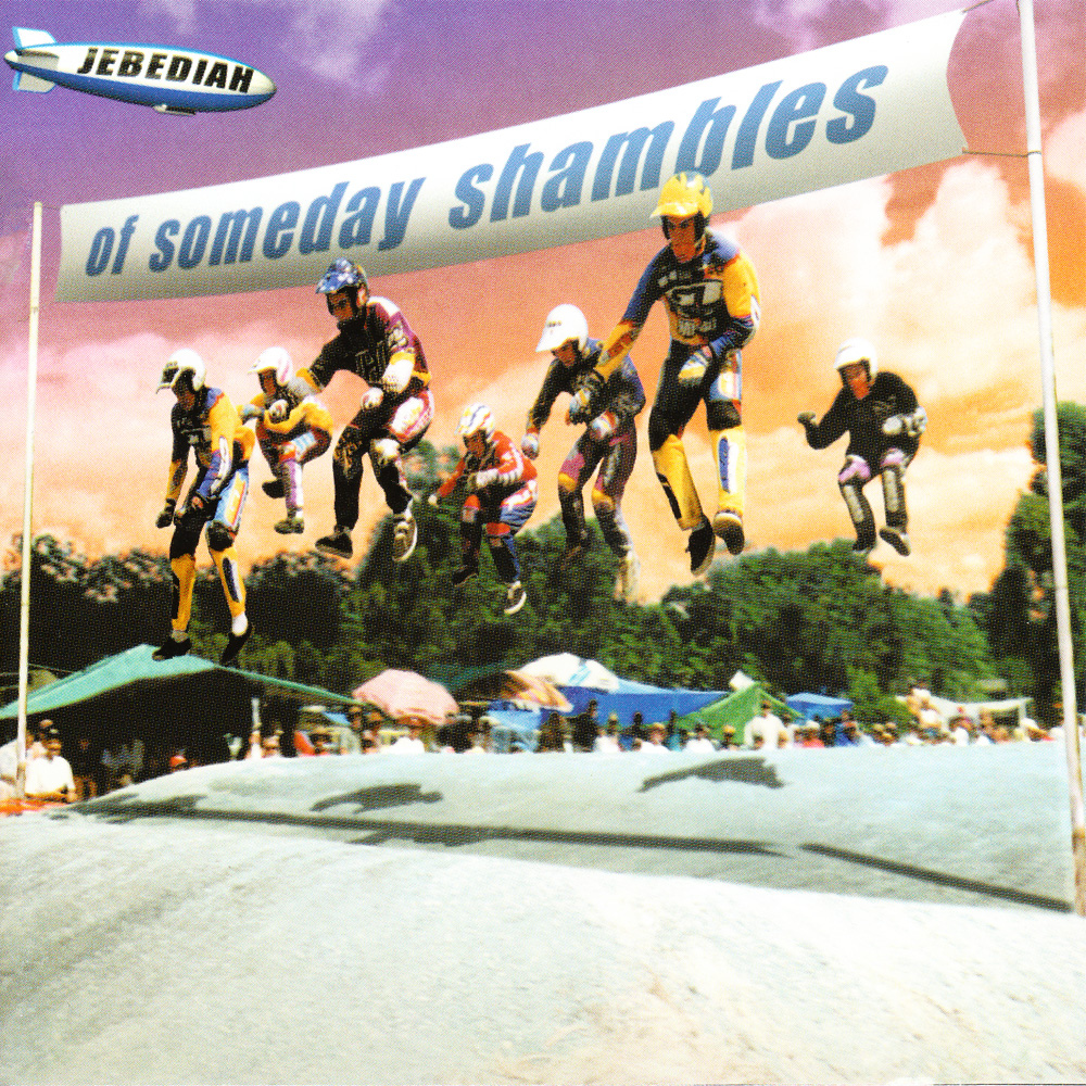 "Of Someday Shambles - 12"" Vinyl"