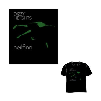Dizzy Heights Australian Tour T-Shirt