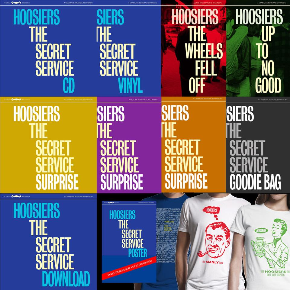 The Secret Service Pre-Order MI6 Mega-Bundle