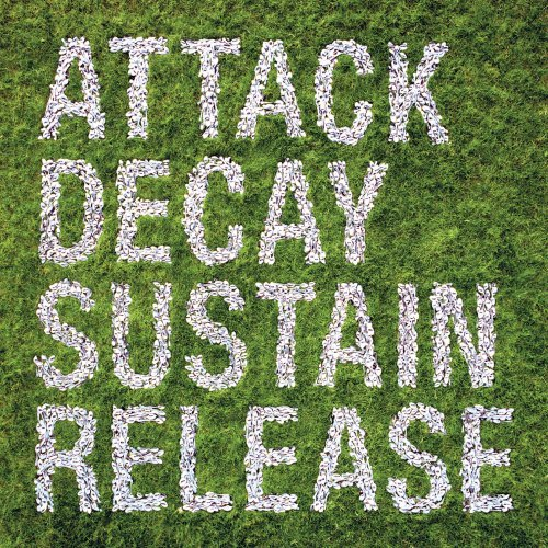 Attack Decay Sustain Release (WAV)