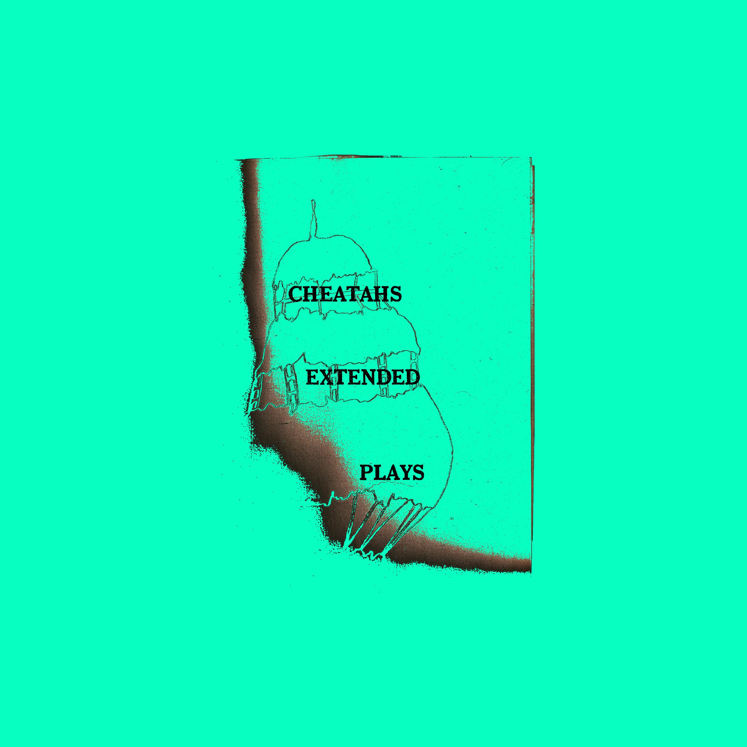 Cheatahs 3 x CD Bundle