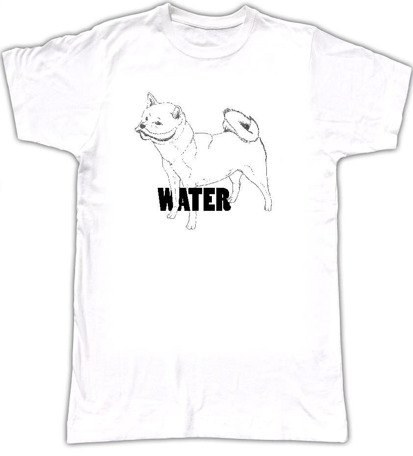 'Water' T Shirt