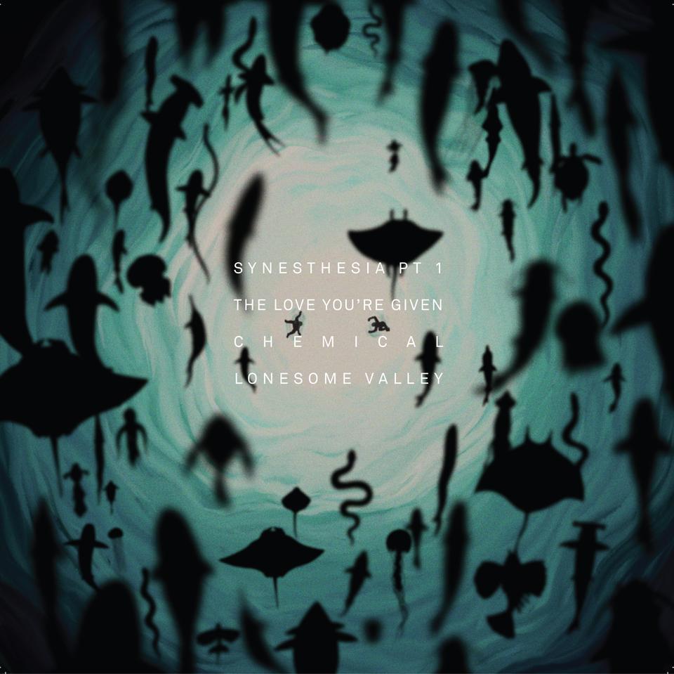 Synesthesiac EP Vinyl