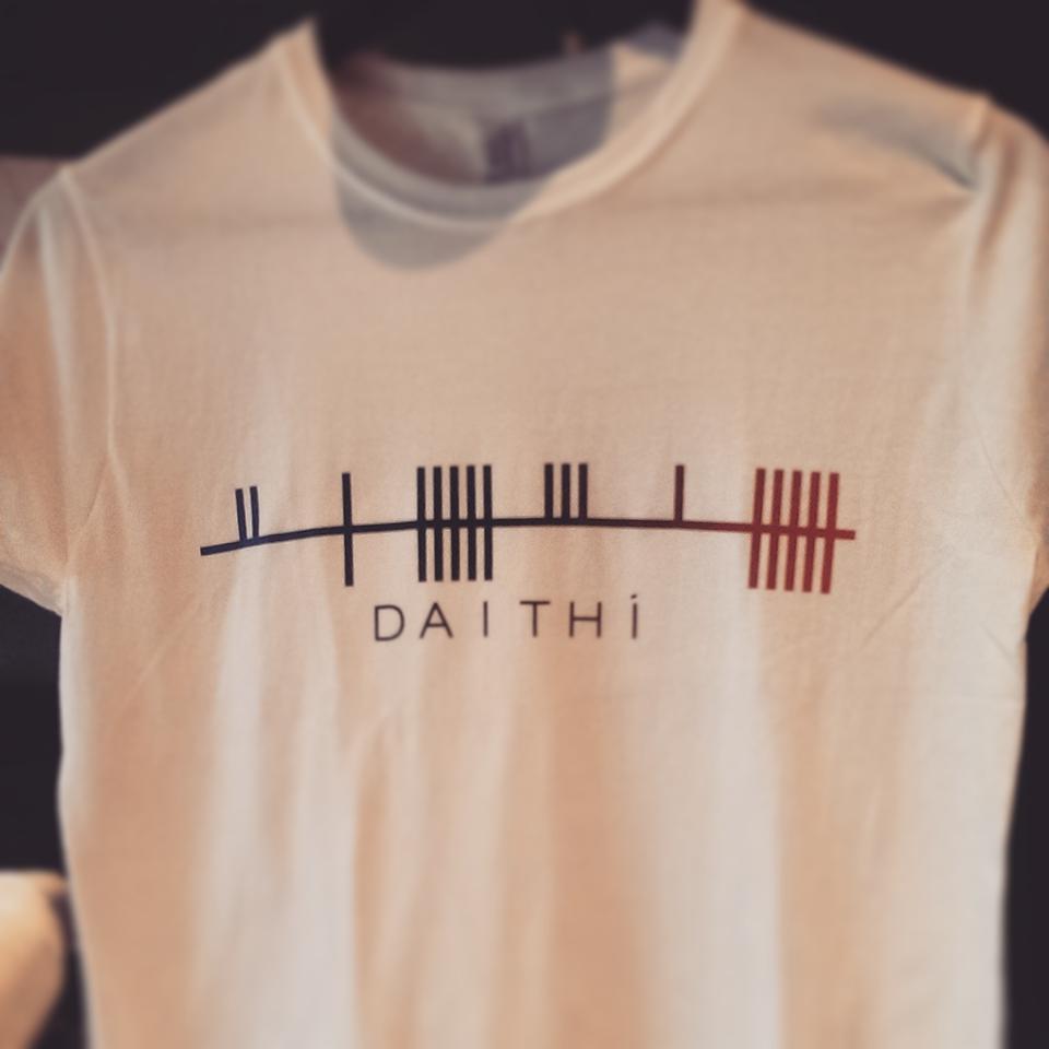 Mens Daithi Logo T-shirts