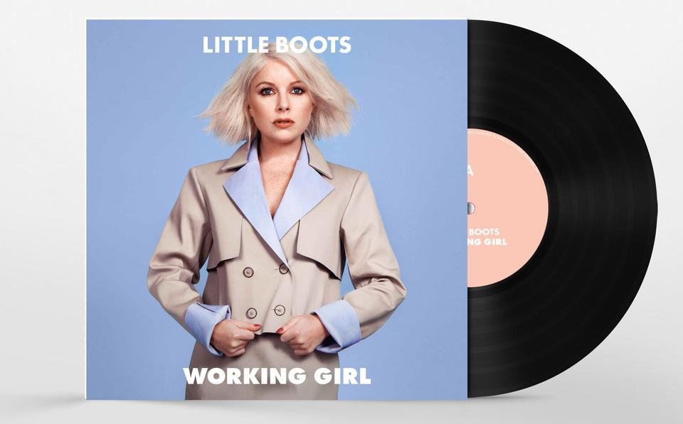 "Little Boots - Working Girl (12"" Vinyl)"