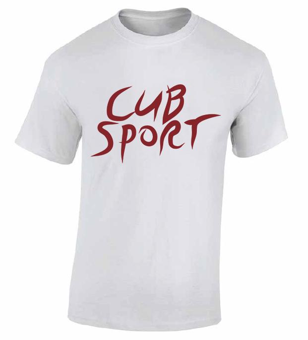 Cub Sport Maroon T-Shirt