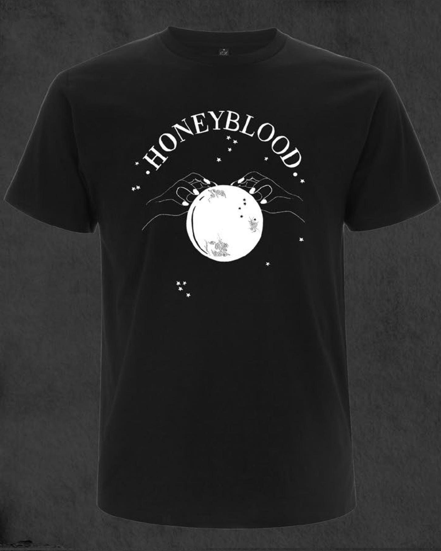 'Ready For The Magic' T-shirt (Black)