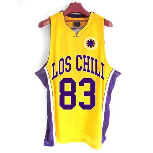 Los Chili – Basketball Jersey