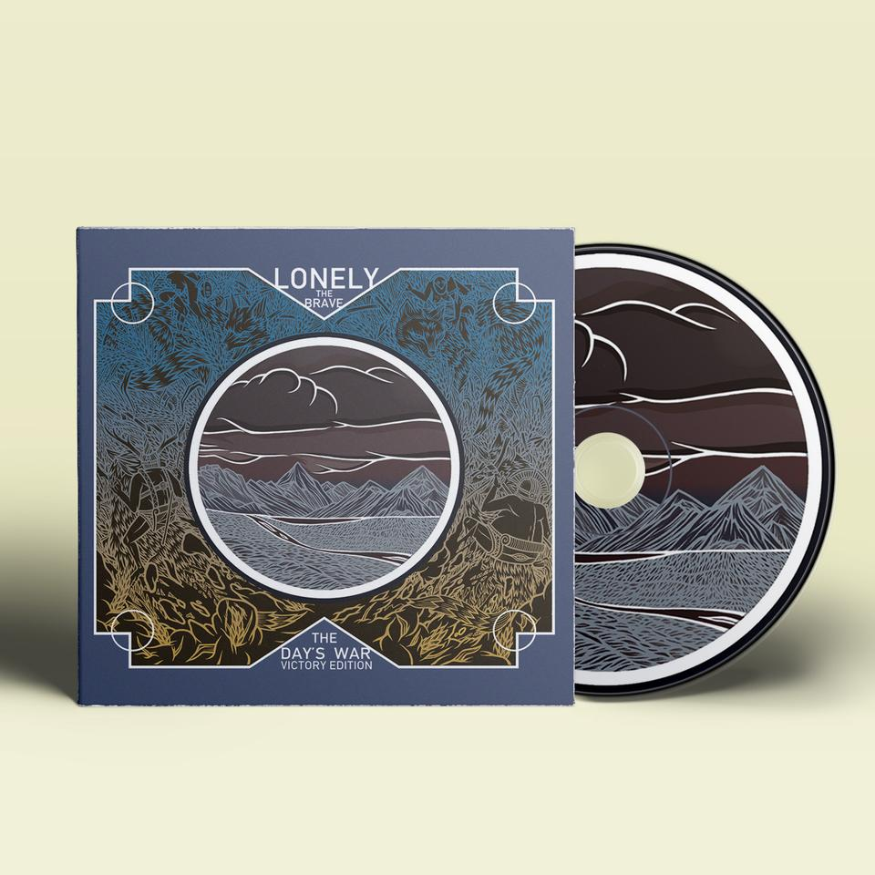 The Day's War (Victory Edition) - 2CD Album
