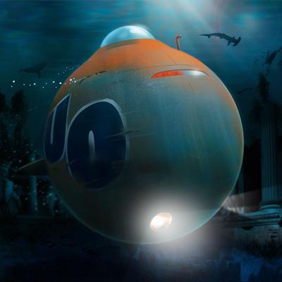 Rock & Roll Submarine Vinyl
