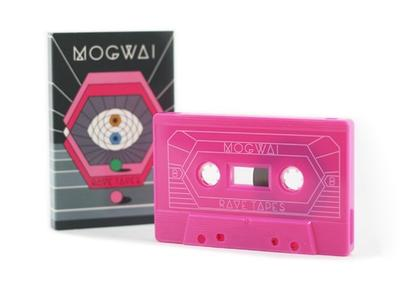 Mogwai Rave Tapes Cassette (inc download code)