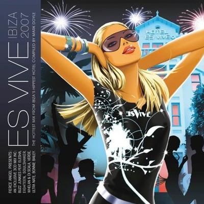 Es Vive Ibiza 2007 3CD Album