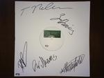 Signed 12'' Limited Edition Vinyl - Twin EP's [Vinyl]