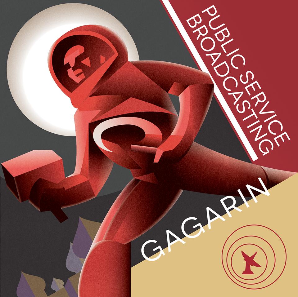 Public Service Broadcasting - Gagarin (Richard Norris Vostok Remix)
